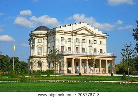 Palace of Hetman Ukraine in Baturin, residence of the hetmans of the Left Bank Ukraine