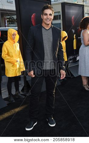 LOS ANGELES - SEP 05:  Galen Gering arrives for the 'IT' World Premiere on September 5, 2017 in Hollywood, CA