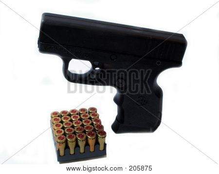 9mm And Shells