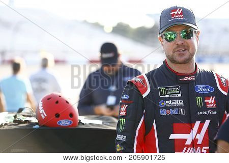 September 08, 2017 - Richmond, Virginia, USA: Kurt Busch (41) hangs out on pit road before qualifying for the Federated Auto Parts 400 at Richmond Raceway in Richmond, Virginia.