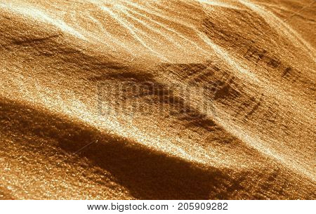 background of sand like dune at summer