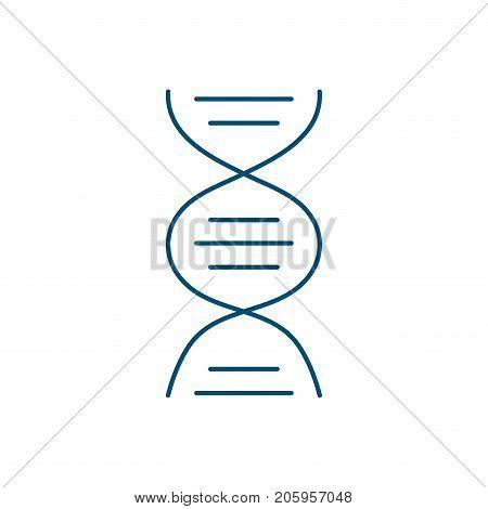 dna science cell medicine molecule vector illustration