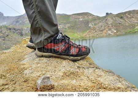Walking Shoes. All Terrain Shoes