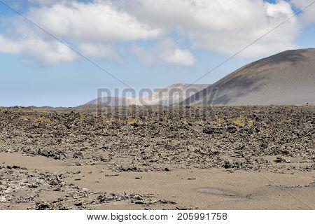 Barren Landscape, Lanzarote