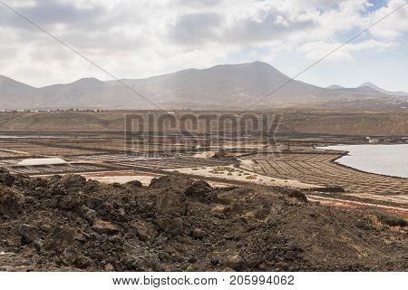 Salt Pans, Lanzarote
