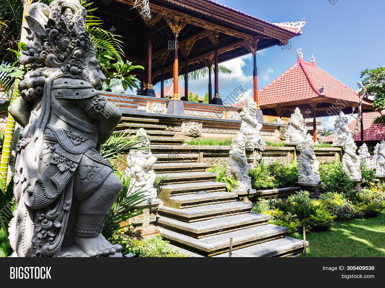 Ancient Balinese Image Photo Free Trial Bigstock
