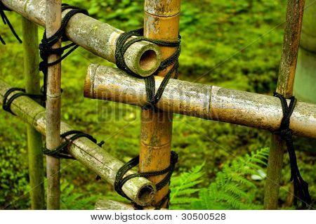 Traditional Japanese Bamboo