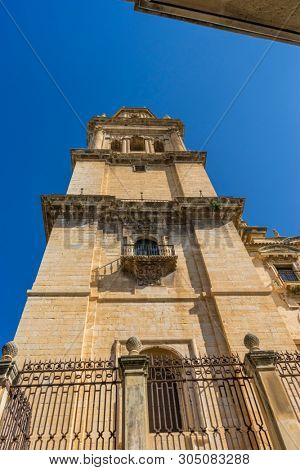 Bell tower, Cathedral (Santa Iglesia Catedral - Museo Catedralicio), Jaen, Andalucia, Spain