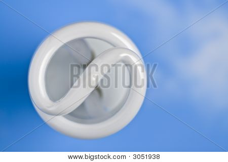 Yin Yang Cfl In Sky