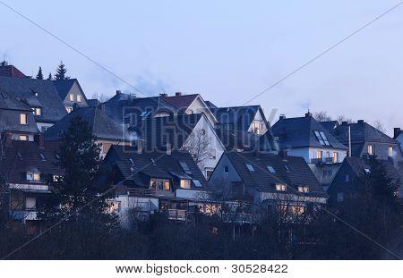Residential Houses In Siegerland