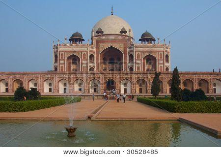 New Delhi, India - November 2011