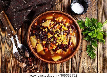 Chilli Corn Carne