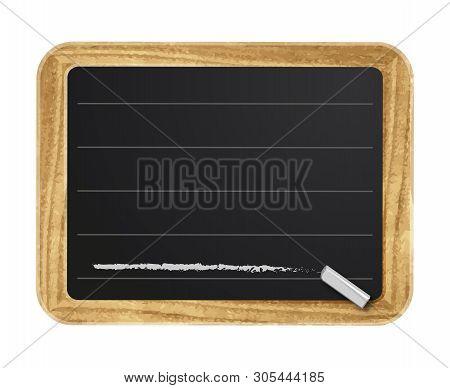 Board Information Sign Vector Shield Slate Chalk School Signpost