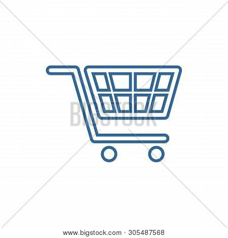Shopping Cart Icon Set. Shopping Cart Icon, Shopping Cart, Business Icon, Web Icons, Trolley Icon, S