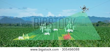 Drone For Agriculture, Drone Use For Various Fields Like Research Analysis, Safety,rescue, Terrain S