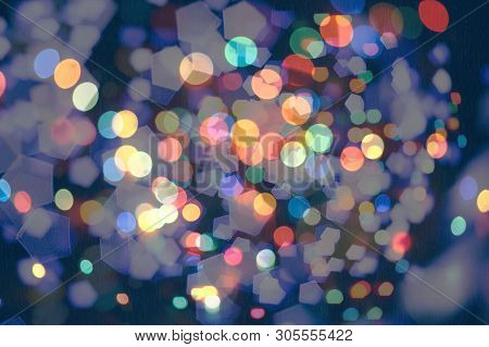 Colored Abstract Blurred Light Background Layout Design Can Be Use For Background Concept Or Festiva