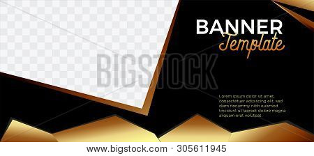 Banners Black And Gold Header Website Company Commercial Landscape-04