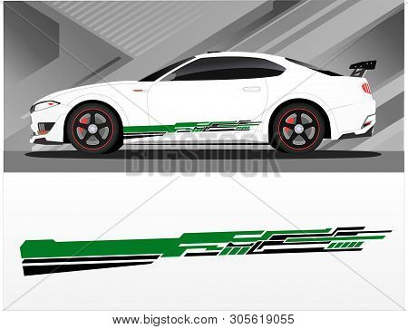 Vinyls Sticker Decals For Body White Car Truck Mini Bus Modify Motorcycle. Racing Drift Vehicle Grap