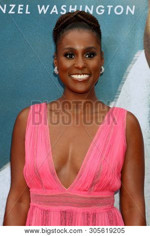 LOS ANGELES - JUN 6:  Issa Rae at the  AFI Honors Denzel Washington at the Dolby Theater on June 6, 2019 in Los Angeles, CA