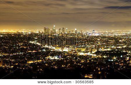 Los Angeles [county] Skyline