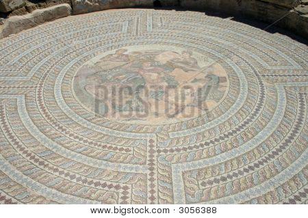 Cyprus -  Paphos Mosaic