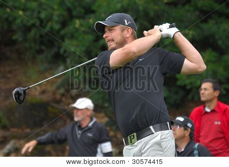 European Tour - Estoril Open De Portugal 2010, Penha Longa Gc, Biorn Pettersson (swe)