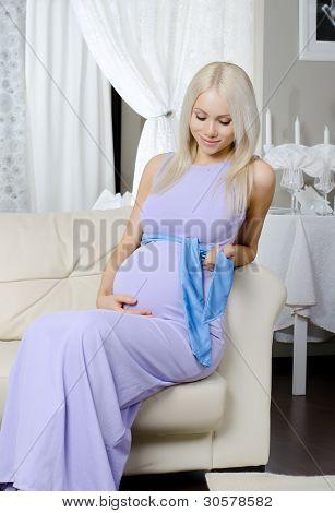 Pregnant Girl
