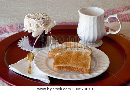 Toast for Breakfast