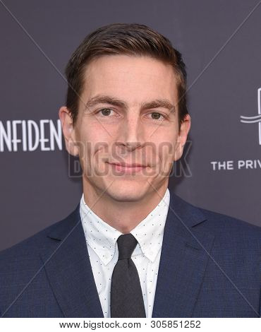 LOS ANGELES - JUN 09:  Chris Teague arrives for the 'Below the Line Talent' FYC Event on June 09, 2019 in Los Angeles, CA