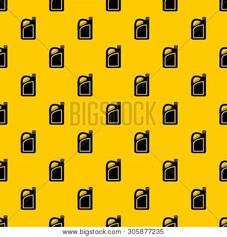 Jerrycan Pattern Seamless Vector Repeat Geometric Yellow For Any Design