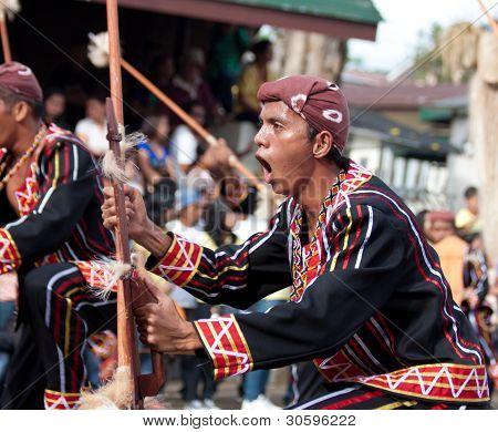 Kaamulan 2012 Street dancing