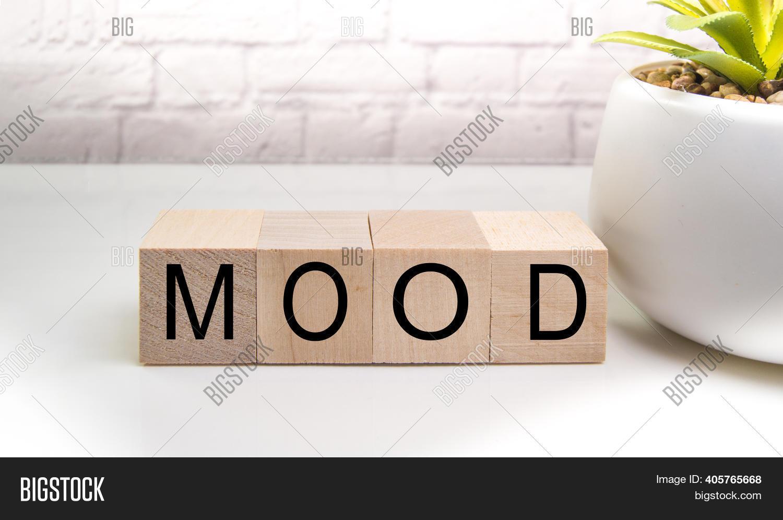 Word Mood Written On Image Photo Free Trial Bigstock