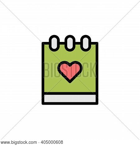 Mothers Day Calendar Outline Icon. Element Of Mothers Day Illustration Icon. Signs And Symbols Can B