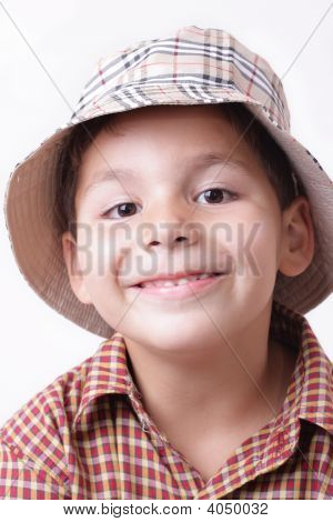 Boy With Hat