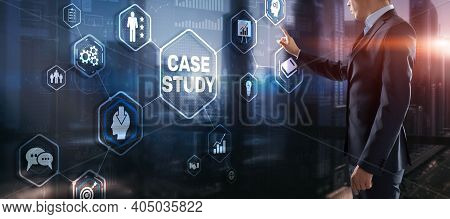Case Study Education Concept. Analysis Of The Situation To Find A Solution.