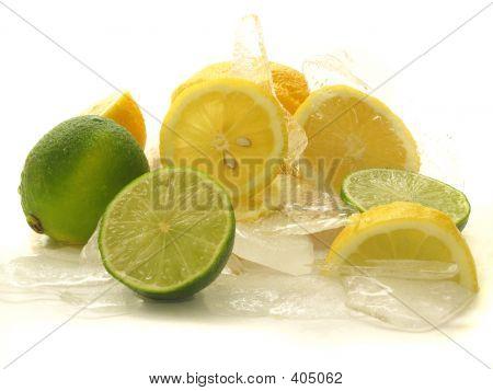 Citrus On Ice