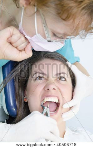 Punch The Dentist