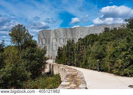 Caverne Du Pont-d'arc, A Facsimile Of Chauvet Cave In Ardeche, France, A Cave That Contains Some Of