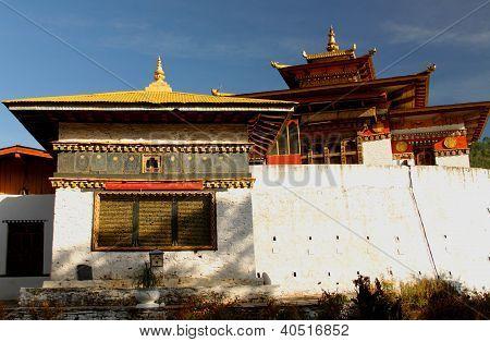 Punakha Dzong (Palace of Great Happiness), Bhutan