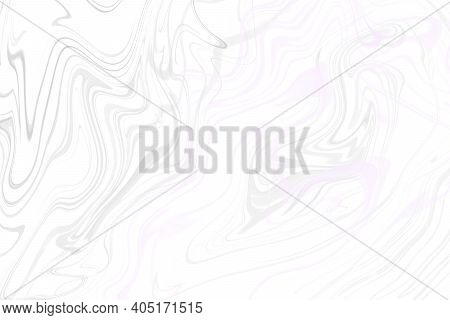 Marble Wall White Silver Pattern Gray And Soft Pink Ink Graphic Background Abstract. Light Elegant B