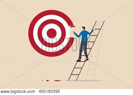 Purpose, Set Business Goal Or Target, Kpi, Key Performance Indicator Or Set Objective And Achievemen