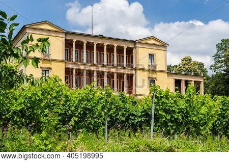 Villa Ludwigshoehe Near Edenkoben, Palatinate, Rhineland-palatinate, Germany