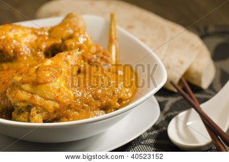 Chicken Kapitan