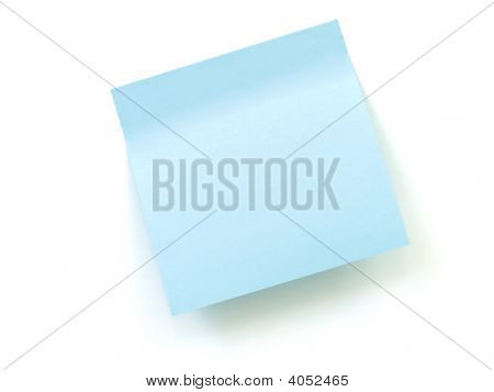 Blue Note Pad