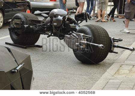 Batpod Motorcycle