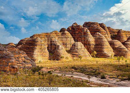 Bungle Bungles, Purnululu National Park, Kimberley Region, Western Australia, Australia