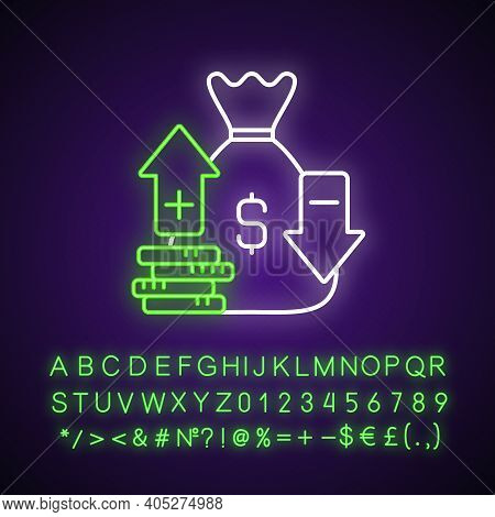 Moneyline Neon Light Icon. Betting On Specific Team For Game Winning. Fixed-odds Gambling. Outer Glo