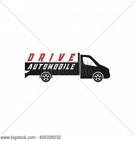 Vehicle Automobile Logo Design For Car Service Salon Modification Workshop Showroom