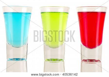 Alcaholic Shots
