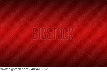 Abstact Bright Black And Red Background With Diagonal Lines. Simple Vector Illustration